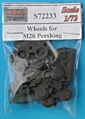 Катки для танка M26 Pershing