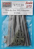 Траки для танка M1 Abrams, тип T158L