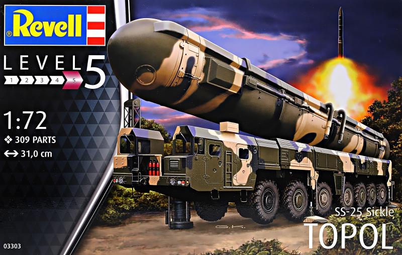 Баллистический ракетный комплекс