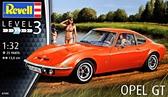 Автомобиль Opel GT