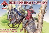 Шотландская тяжелая кавалерия, Война Роз 11