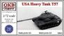 Американский тяжелый танк Т-57 OKB Grigorov 72014 основная фотография