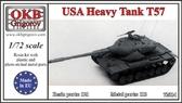Американский тяжелый танк Т-57