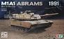 Американский танк M1A1 Abrams, война в персидском заливе, 1991-2016 г. Rye Field Model 5006 основная фотография