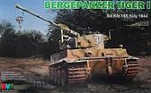 Танк Bergepanzer Tiger I, Италия, 1944 г.