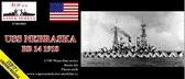 Корабль ''Небраска'' BB-14, 1918
