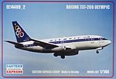 Пассажирский самолет Boeing 737-200 ''Olympic''