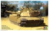 Американский танк M1A2 SEP Abrams Tusk I/Tusk II/M1A1 Tusk