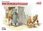 Медицинский персонал США, І МВ