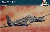 Истребитель Me-210 A1