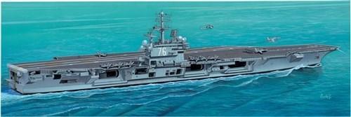 Авианосец ''Рональд Рейган'' CV-76 Italeri 5533