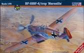 Истребитель Bf-109F-4 /Trop ''Marseille''