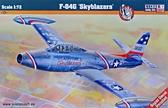 Истребитель F-84G ''Skyblazers''