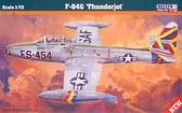Истребитель F-84G ''Thunderjet''