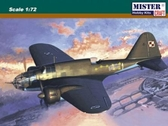 Бомбардировщик PZL P-37 A Los I