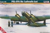 Бомбардировщик PZL P-37 A Bis ''Luftwaffe Los''