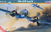 Бомбардировщик PZL-37B Los II