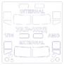 Маска для модели автомобиля УАЗ-452Д ''Головастик'', двухсторонняя (AMG) KV Models 35013 основная фотография