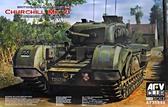Британский пехотный танк Churchill MK VI с 75 мм пушкой MK V (Limited)