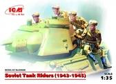 Советский танковый десант, 1943-1945 г.