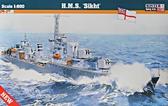 Корабль HMS ''Sikht''