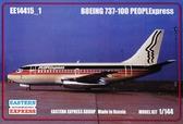 Авиалайнер Boeing 737-100 Peoplexpress