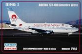 Авиалайнер Boeing 737-100 America West