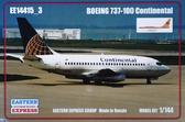 Авиалайнер Boeing 737-100 Continental
