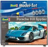 Model Set Автомобиль Porsche 918 Spyder, 1:24,