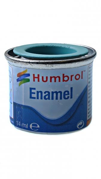 Эмалевая краска , небесно-голубая RLM78 (матовая) Humbrol 248