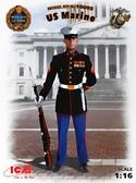 Сержант морской пехоты США