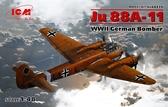 Немецкий бомбардировщик Ju 88A-11, 2 МВ