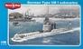 Немецкая подводная лодка типа UB-1 Micro-Mir 144016 основная фотография