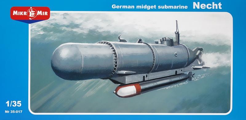 как сделать микро подводную лодку