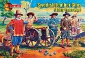 Шведские кожаные пушки (Тридцатилетняя война)
