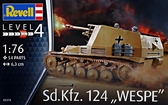 САУ Sd.Kfz. 124 Wespe