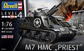 105-мм самоходная гаубица M7 HMC ''Priest''