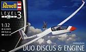 Планер Glider Duo Discus & Engine