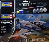 Подарочный набор c моделью самолета F-4J Phantom II