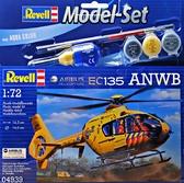 Подарочный набор c моделью вертолета Airbus Heli EC135 ANWB