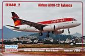 Пассажирский авиалайнер Airbus A318-121, Avianca