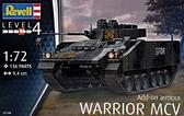БМП Warrior MCV с дополнительной броней