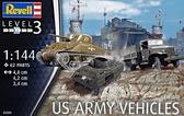 Военная техника, 2 МВ (6 моделей в наборе)