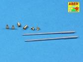 Набор стволов (2x2A42 - 30 мм, 2xAG-17D - 30 мм) для БМОП ''Терминатор'' (Zvezda)