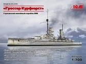 Германский линейный корабль ''Гроссер Курфюрст'', І МВ