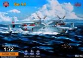 Самолет-амфибия Бериев Бе-14