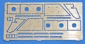 Фототравление: Дополнительное бронирование для БТР-70 (ACE)