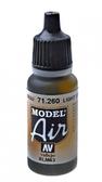 Краска акриловая ''Model Air'' светло-серый RLM 63