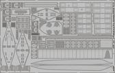 Фототравление 1/72 Type IX C/40 hull pt. 2 (Revell)