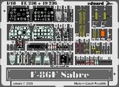 Фототравление 1/48 F-86F Sabre (HAS)